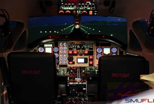 benefits of simulation in flight training